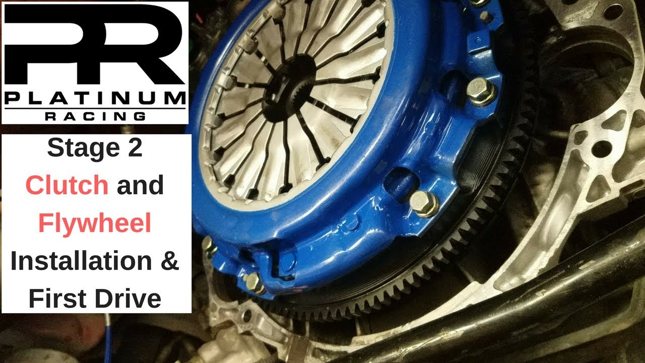 nissan 350z clutch and flywheel replacement