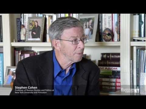 Russian Investment Climate. Stephen Cohen on Investing in Russia. RCNY