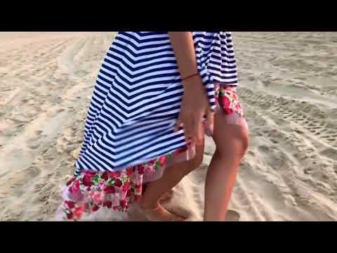 Ольга Боровская / Olga Borovskaya / Israel / Ashdod / море - Видео онлайн