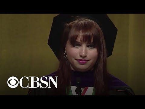 """Woman with autism becomes first """"openly-autistic"""" lawyer in Florida, her employer says"""