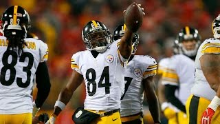 Time to Schein: Tomlin and Big Ben call out Antonio Brown