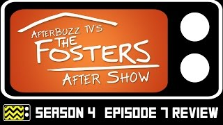 The Fosters Season 4 Episode 7 Review w/ Hayden Byerly | AfterBuzz TV