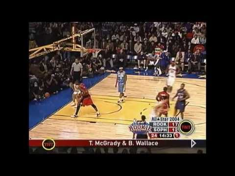 2004 NBA Rookie Challenge Best Plays