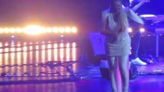 Позор Ирины Дубцовой на концерте  в Гомеле 08.04.16