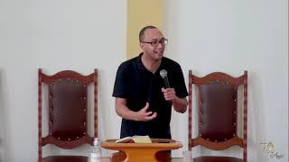 A Bendita Presença de Cristo (Filipenses 4.5) | Rev. Pedro Felippe [1IPJF]