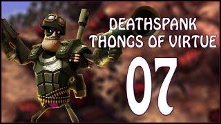 PLAID PETE - DeathSpank: Thongs of Virtue - Ep.07!