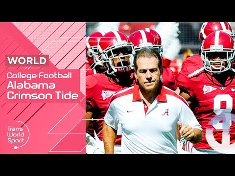 Alabama Crimson Tide | US College Football | Trans World Sport