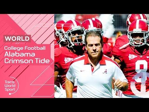 Alabama Crimson Tide | US College Football | Trans World Sport