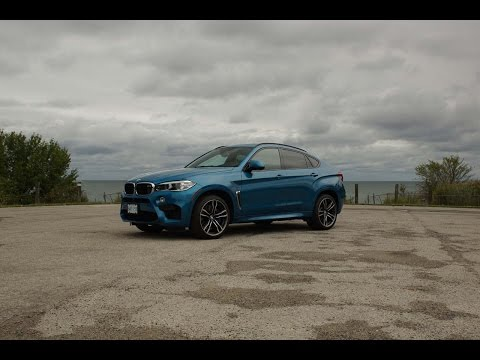 2015 BMW X6 M - Review