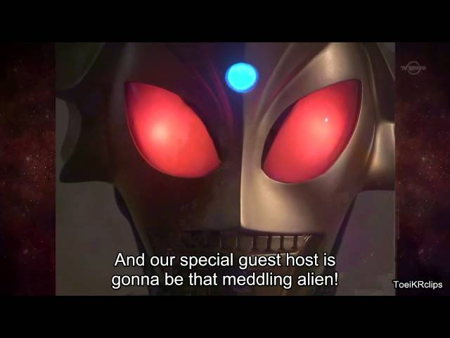Ultaman Ginga Ep 7 (Subs Preview) The Valkierian's Monster Seminar! Travel Video