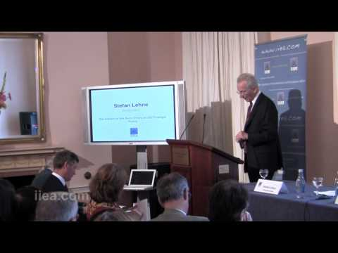 Stefan Lehne on The Impact of the Euro Crisis on EU Foreign Policy
