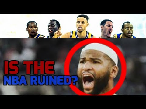 Did DeMarcus Cousins Ruin the NBA? || James Voufo Safor ||