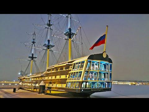 Санкт-Петербург в 4K UHD - виды, жизнь и достопримечательности города