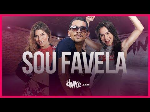 Sou Favela - MC Bruninho e Vitinho Ferrari | FitDance TV (Coreografia) Dance Video thumbnail