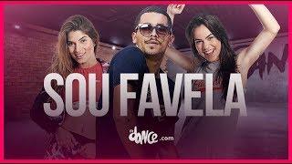 Sou Favela - MC Bruninho e Vitinho Ferrari | FitDance TV (Coreografia) Dance Video