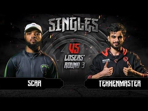 Scar vs Tekken Master - Losers Round 3: Top 8 - MK11 Summit of Time | Sonya vs Baraka, Sonya