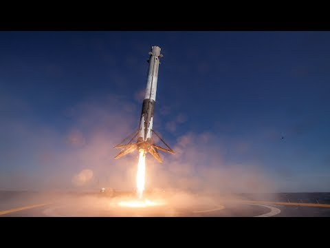 SpaceX Rocket Re-launch: starting Double Header.