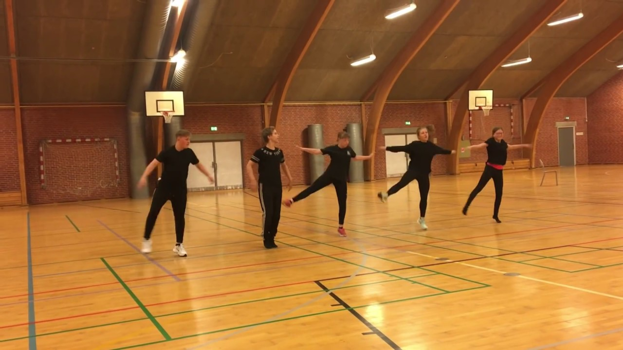 Idrætseksamen 2018 (Dans & udtryk + Fysisk træning)