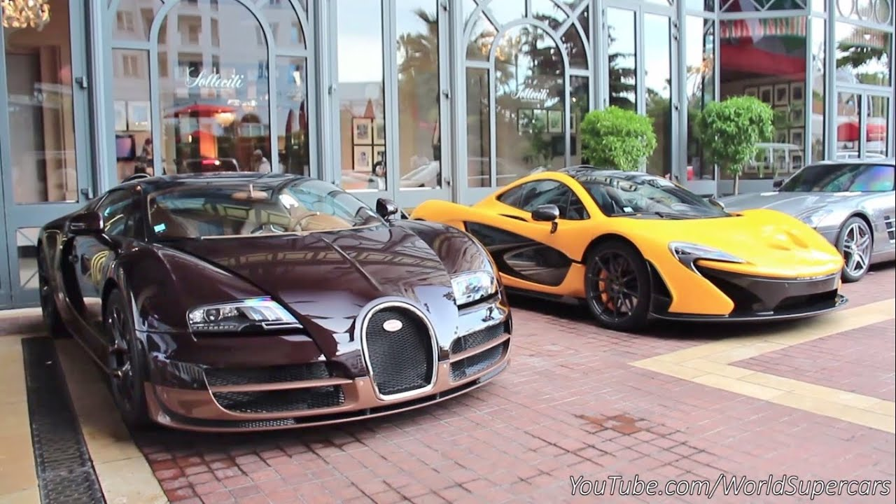 Cannes Insane Summer Supercars Hypercars Parkings Youtube