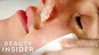 Facial Power-Washes Blackheads From Pores | Beauty Explorers