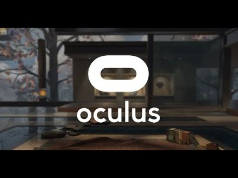 Creating a new Oculus VR Home // Oculus Rift VR // Design Ideas