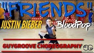 """""""friends""""   @justinbieber @bloodpop   @guygroove choreography"""