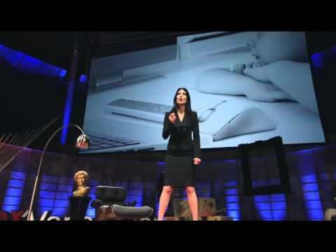 TEDxVancouver - Shahrzad Rafati - You are what you watch ...
