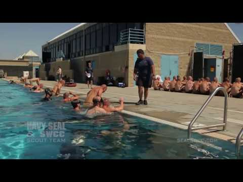 NAVAL SPECIAL WARFARE TRAINING: WATER COMPETENCY TRAINING CURRICULUM