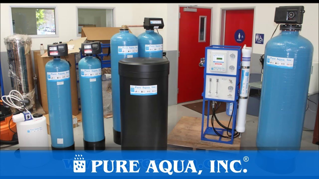 commercial water filtration system pa usa 3000 gpd wwwpureaquacom - Commercial Water Filtration System