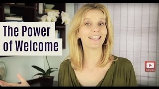 Communication Tips: How to Welcome New People