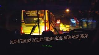 Download Video Duel Sengit !! Truk Cabe Balap (Stut Jack) vs Bus Sugeng Rahayu MP3 3GP MP4