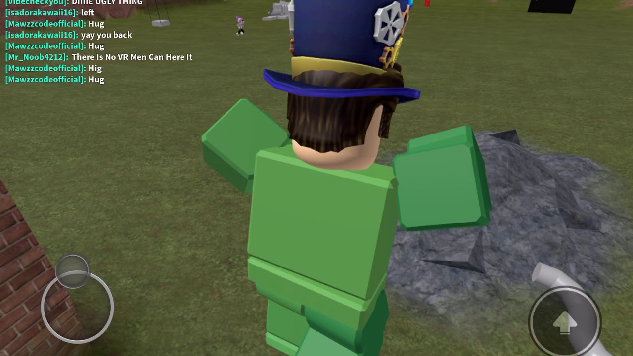 How To Play Vr In Roblox Roblox Vr Script