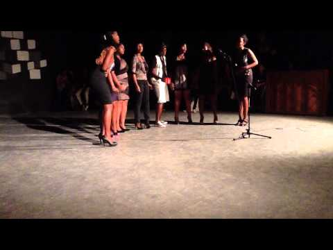 machabeng college poetry show 2013 equivocal (girl I love)