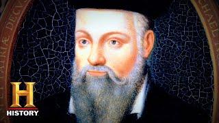 Ancient Aliens: Nostradamus Uses Interstellar Travel to Predict Future (Season 5) | History