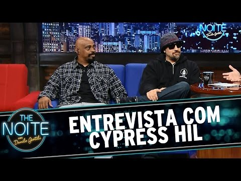 The Noite (17/03/15) - Entrevista com Cypress Hill