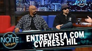 The Noite (17/03/15) - Entrevista com Cypress Hill