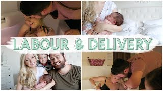 LABOUR & DELIVERY STORY ELLIOT | KATE MURNANE