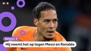 Wordt Virgil van Dijk gekozen als beste voetballer van de wereld?