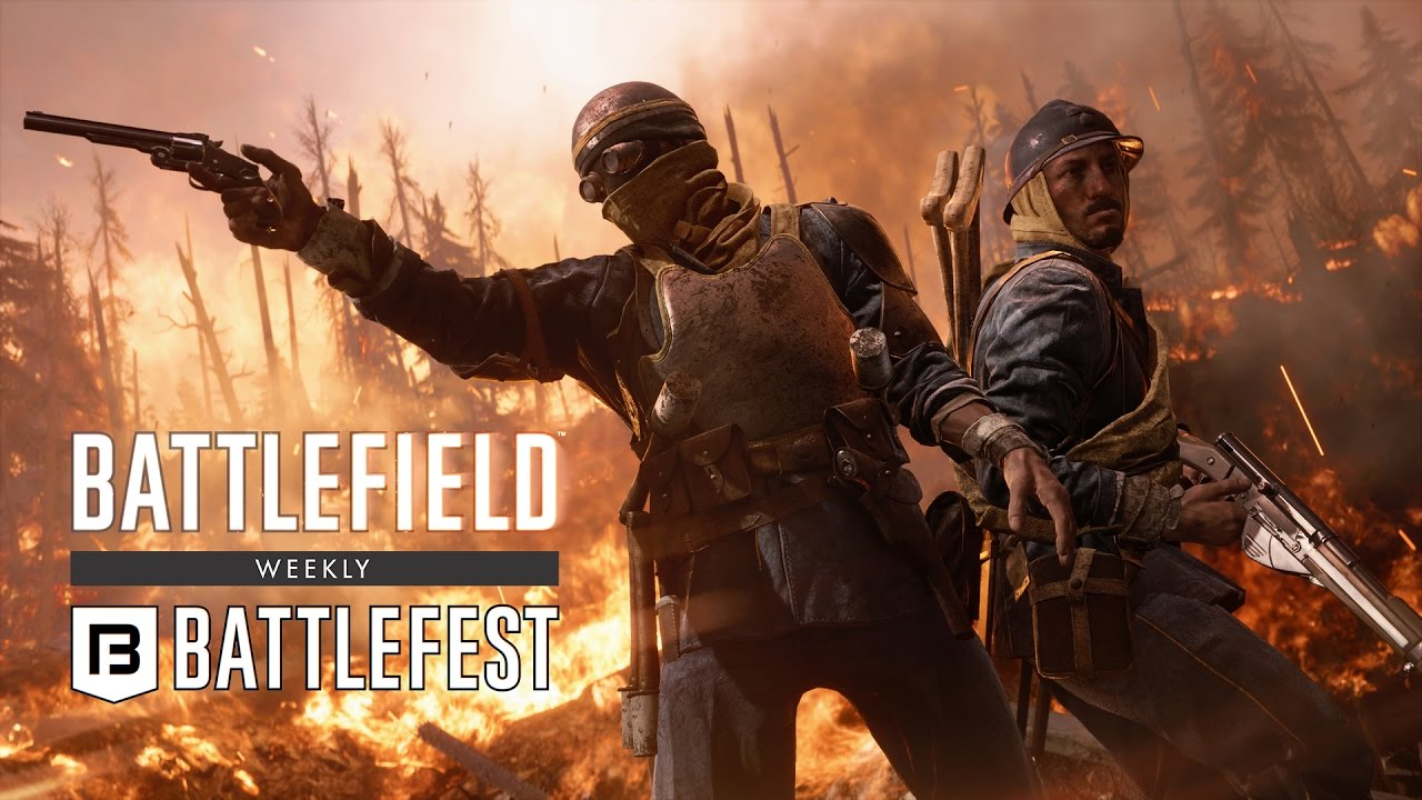 Battlefield Weekly: Battlefest Edition