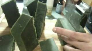 Hand/French Milled Soap In The Oven 2/2