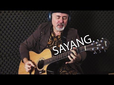 Via Vallen - Sayang - Igor Presnyakov - fingerstyle guitar cover