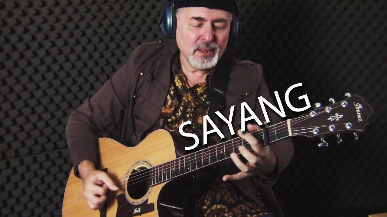 Via Vallen - Sayang - Igor Presnyakov - fingerstyle guitar cover image