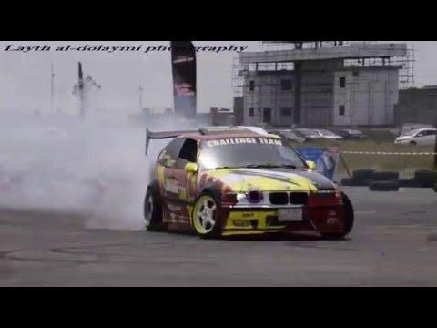 BMW Drifting*Shahen karkuk  fourmela1 Drift Event Iraq