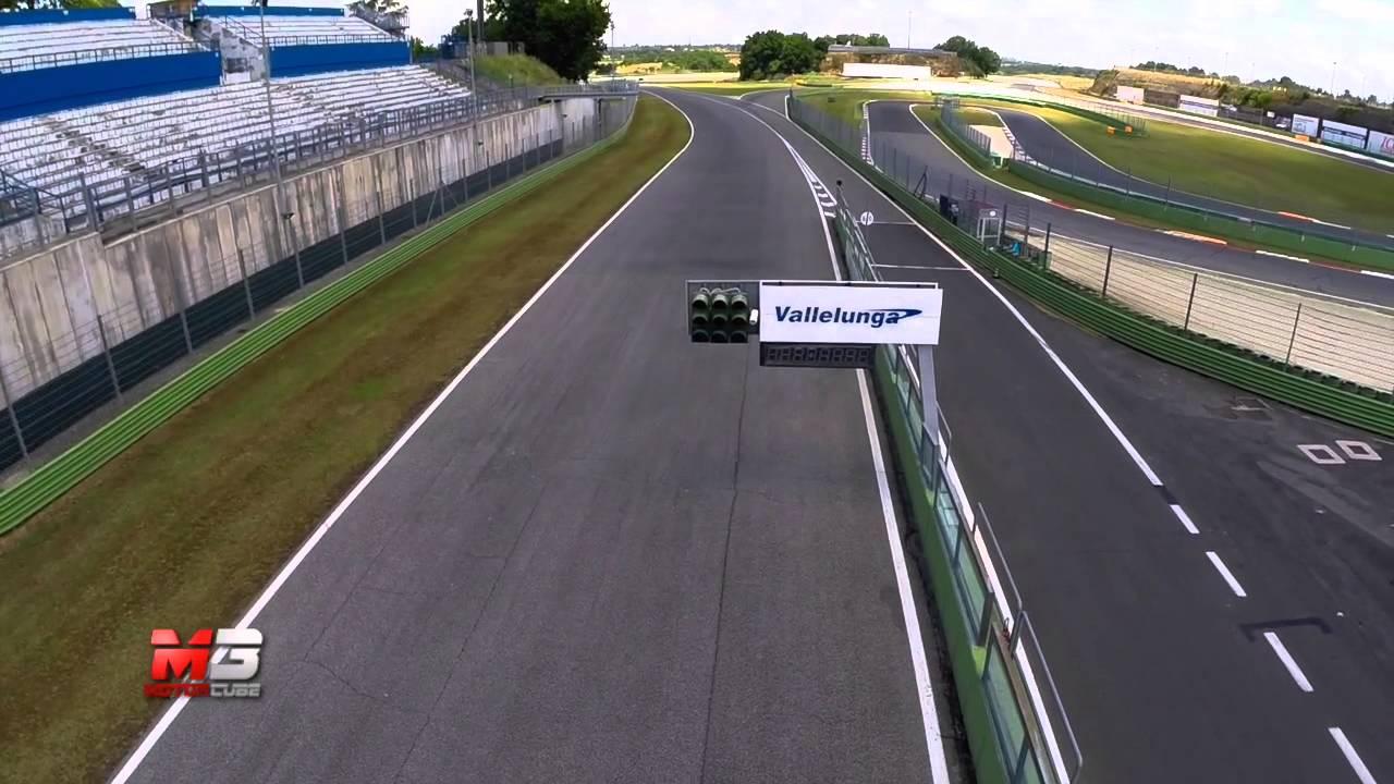 Circuito Vallelunga : Piste autodromo vallelunga trucchi curve trincea semaforo roma cimini
