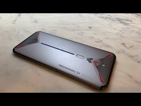 The Best Gaming Phone on a Budget: Nubia Red Magic 3s Full Review