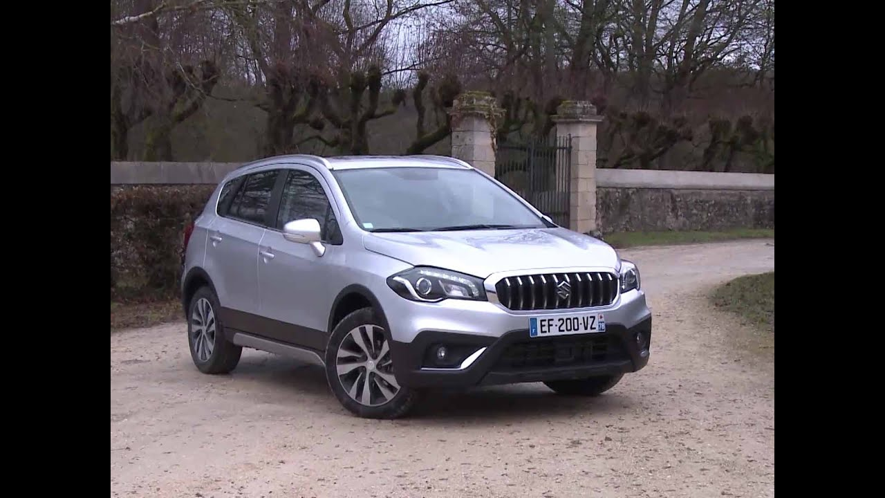 essai suzuki s cross 1 6 ddis 120 awd dct style 2017 youtube. Black Bedroom Furniture Sets. Home Design Ideas