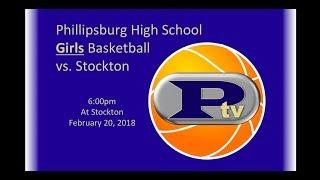 PHS Girls Basketball vs. Stockton