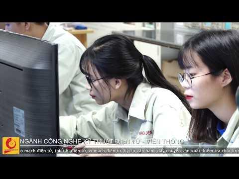 Công nghệ Kỹ thuật Điện tử, Viễn thông - Khoa Điện tử