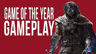 Middle-earth: Shadow of Mordor - GOTY Nominee Gameplay