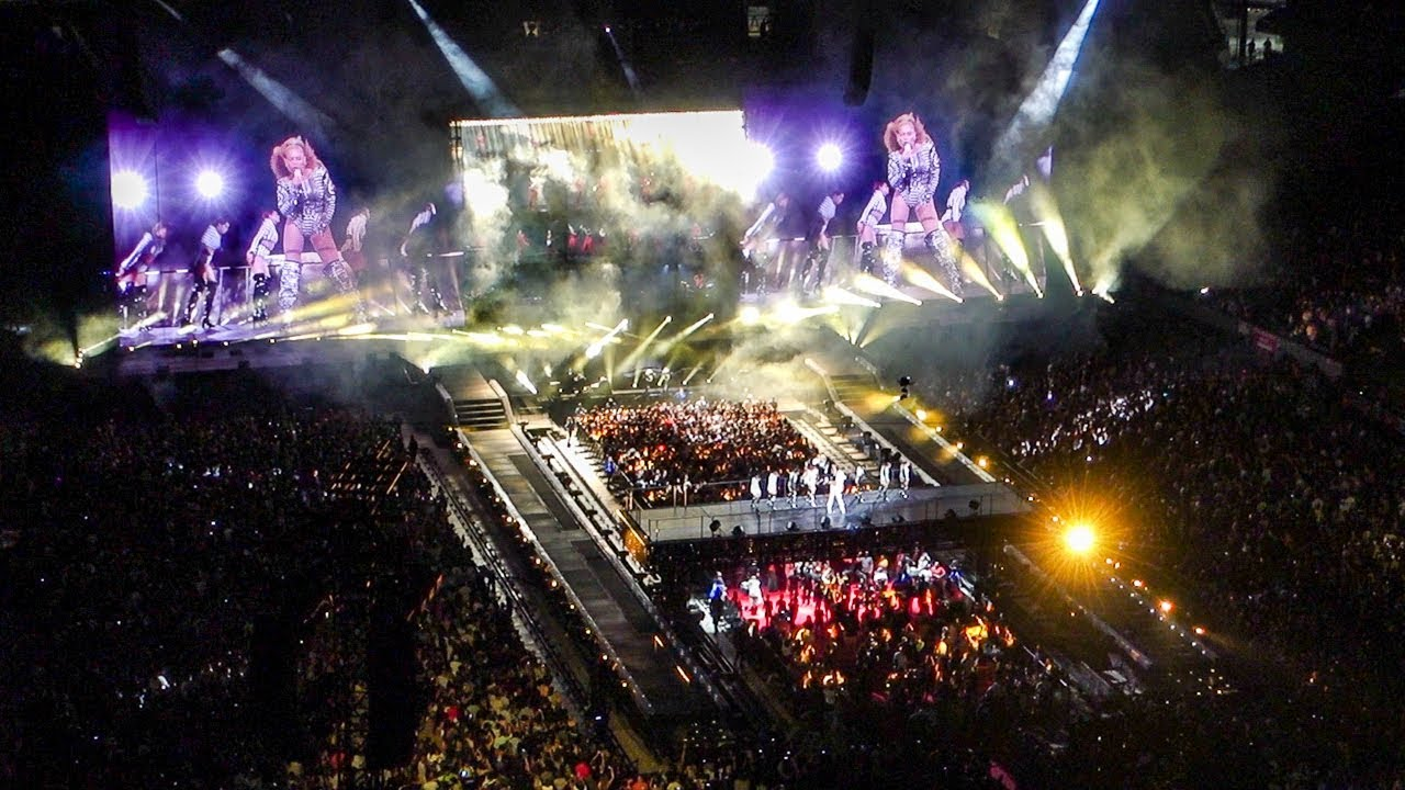 Beyoncé - Formation Live @ MetLife Stadium, New York (2018)
